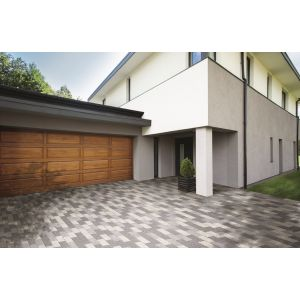 Image for Bradstone StoneMaster  Dark Grey Washed Block Paving Mixed Size Pack - 10.20 m2