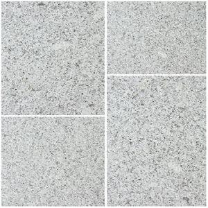 Image for Bradstone Natural Granite Paving Silver Grey 600X600X25 (40 Pack)