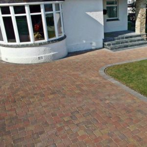 Image for Bradstone Woburn Original Autumn Block Paving 50mm (1 Pack)