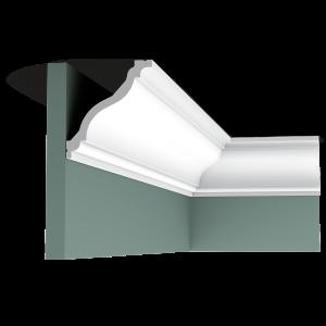 Orac Décor Lightweight Duropolymer Cornice - 110 x 122 x 2000mm