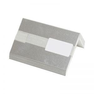 "Calder Aluminium Soaker - 7"" x 6"" Bent 3"" x 3"" (25 Pack)"