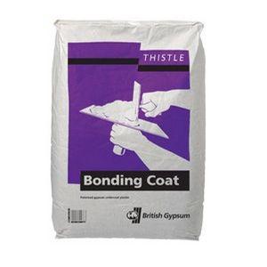 Image for Bonding Plaster Coat Thistle 25kg (Carlite)