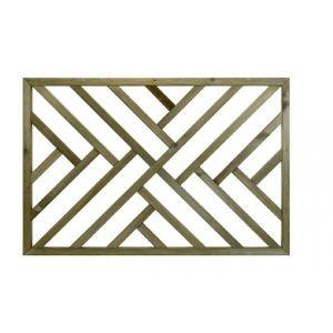 Cross Hatch Deck Panel 1135mm x 760mm x 32mm
