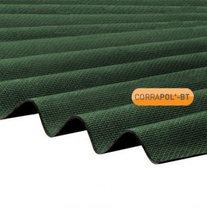 Corrapol-BT Green Corrugated Bitumen Sheet 930 X 2000mm