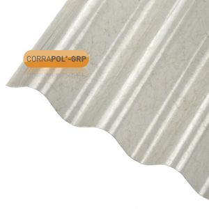 Corrapol GRP Translucent Sheets