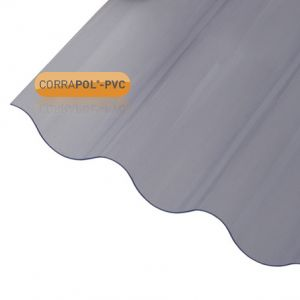 Corrapol PVC Clear DIY Grade Sheets