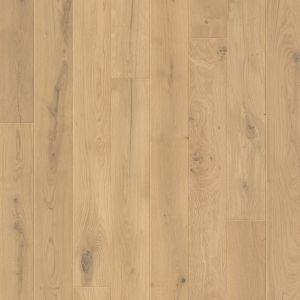 Quickstep Compact Country Raw Oak Extra Matt Engineered Wood Flooring 1.58m2