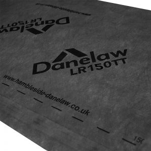Image for Hambleside Danelaw LR150TT Horizontal Tapes Roof Underlay - 50m x 1.5m