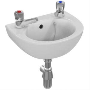 Image for Armitage Shanks Sandringham 21 350mm Handrinse Washbasin E893001
