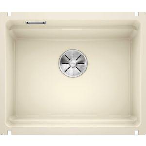 Image For Blanco Ceramic Kitchen Sink Etagon 500-U PuraPlus® Magnolia - BL468558