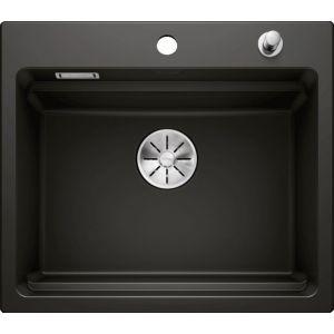 Image For Blanco Ceramic Kitchen Sink Etagon 6 Black - BL468564