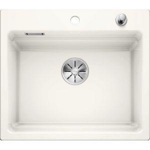 Image For Blanco Ceramic Kitchen Sink Etagon 6 Crystal White - BL468561