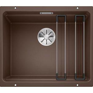 Image For Blanco Kitchen Sink Etagon 500-U Silgranit® Puradur® Coffee - BL468144