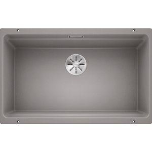 Image For Blanco Kitchen Sink Etagon 700-U Silgranit® Puradur® Alumetallic - BL468549