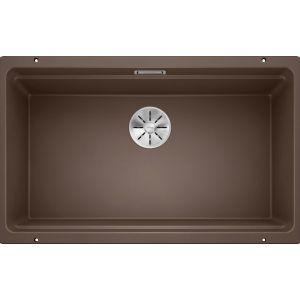 Image For Blanco Kitchen Sink Etagon 700-U Silgranit® Puradur® Coffee - BL468556