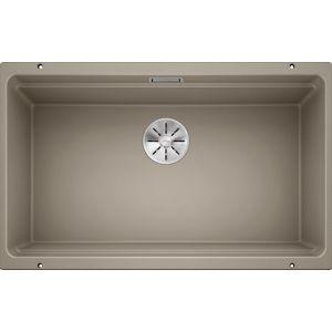 Image For Blanco Kitchen Sink Etagon 700-U Silgranit® Puradur® Tartufo - BL468554
