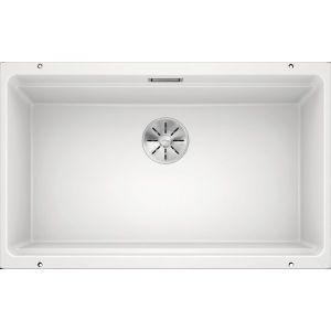 Image For Blanco Kitchen Sink Etagon 700-U Silgranit® Puradur® White - BL468551