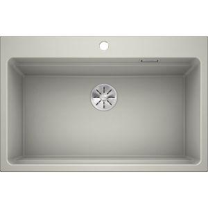 Image For Blanco Kitchen Sink Etagon 8 Silgranit® Pearl Grey - BL468540