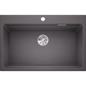 Image For Blanco Kitchen Sink Etagon 8 Silgranit® Rock Grey - BL468538