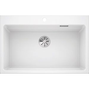 Image For Blanco Kitchen Sink Etagon 8 Silgranit® White - BL468541