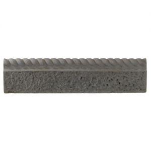 Image For Bradstone Rustic Rope Top Edging Old Granite