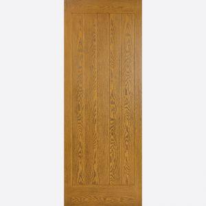 Image for LPD GRP Mexicano Oak Exterior Door