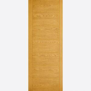 Image for LPD GRP Modica Oak Exterior Door