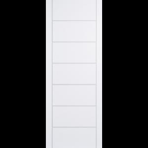 Image for LPD GRP Modica White Exterior Door