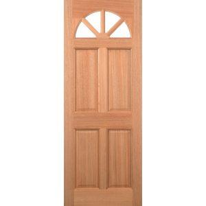 Image for LPD Carolina Hardwood Mortice and Tenon Exterior Door