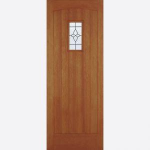 Image for LPD Cottage Hardwood Exterior Door