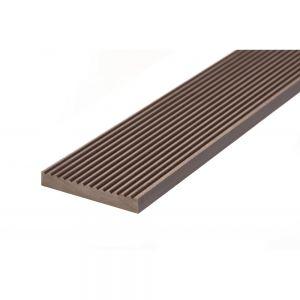 HD Deck 150 Composite Decking Fascia Board Walnut - 3600 x 74 x 11mm