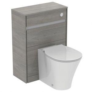 Image For Ideal Standard Concept Air WC Unit - Wood Light Grey / Matt White