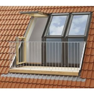Velux triple Terrace package and flashings 18mm gaps