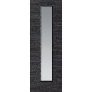 Image for JB Kind Ash Grey Painted Grigio Glazed Pre-Finished Internal Door