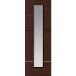 Image for JB Kind Wenge Painted Eco Wenge Glazed Pre-Finished Internal Door