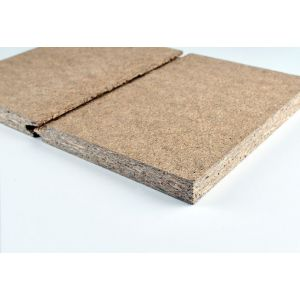 Image for Kronospan Chipboard Flooring Moisture Resistant P5 Tongue & Grooved  22mm X 2400mm X 600mm