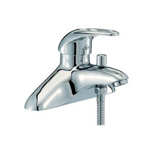 Image for Lapis Bath Shower Mixer Tap Chrome
