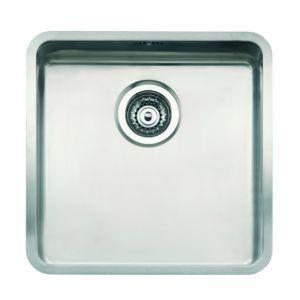 Image for Reginox Kansas 40x40 Integrated Stainless Steel Kitchen Sink