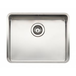 Image for Reginox Kansas 50x40 Integrated Stainless Steel Kitchen Sink