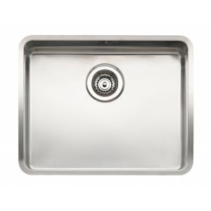 Image for Reginox Ohio 50x40 Integrated Stainless Steel Kitchen Sink