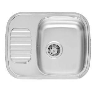 Image for Reginox Comfort Regidrain Stainless Steel Inset Kitchen Sink