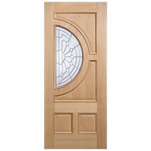 Image for LPD Oak Empress External Door