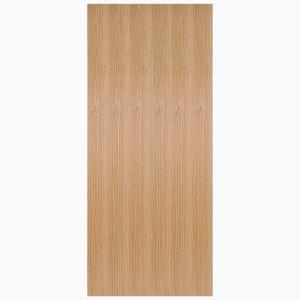 Image for LPD Oak Flush Pre-Finished Internal Fire Door