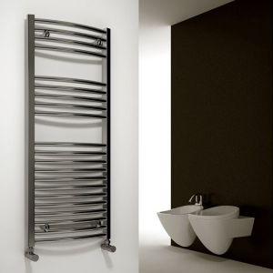 Image for Reina Diva Electric Straight Heated Towel Rail Chrome