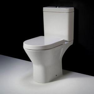 RAK Resort Mini Close Coupled Full Access Toilet with Soft Close Seat