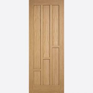 Image for LPD Coventry Oak FD30 Internal Fire Door