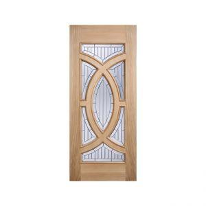 Image for LPD Oak Majestic External Door