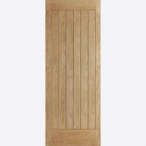 Image for LPD Norfolk Oak Exterior Door
