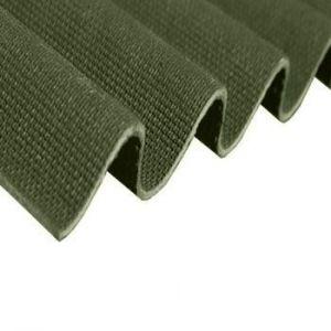 Onduline Mini Sheet Corrugated Green (2m x 866m x 2.6mm) Mini Profile