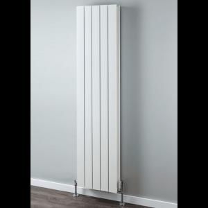 Supplies4Heat Paxton Vertical Aluminium Radiator - White